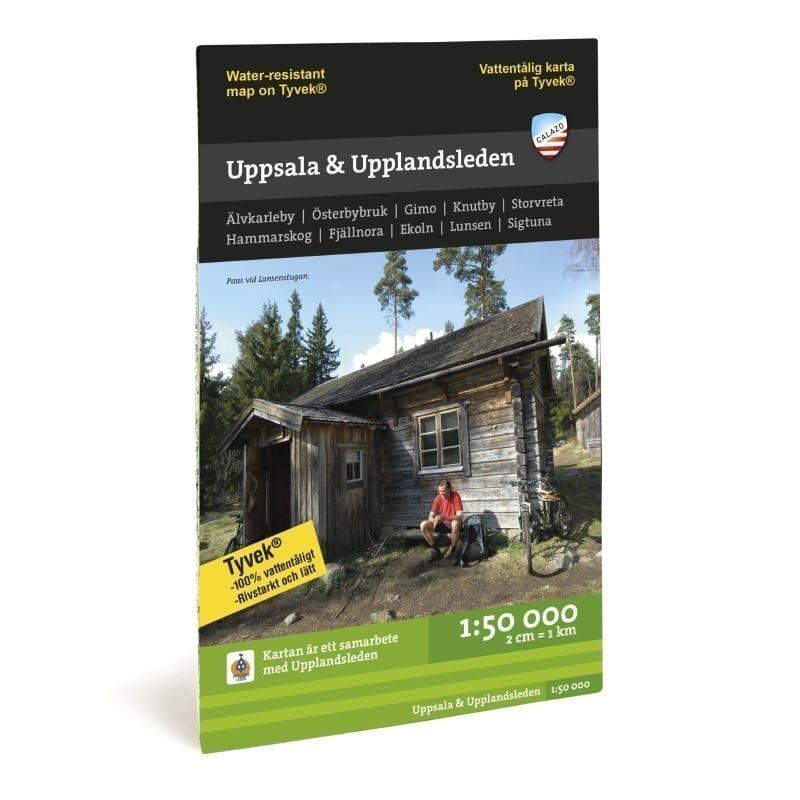 Calazo förlag Uppsala & Upplandsleden