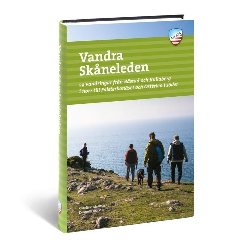 Calazo förlag Vandra Skåneleden