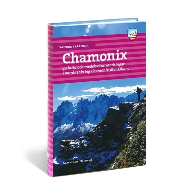 Calazo förlag Vandra i Alperna: Chamonix