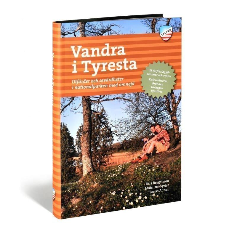 Calazo förlag Vandra i Tyresta