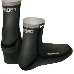 Camaro Titanium Thermo Socks 2.5mm uintisukat
