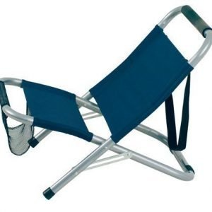 Camp chair rantatuoli sininen