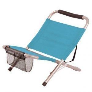Camp chair rantatuoli turkoosi