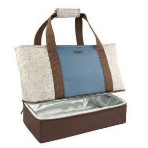 Campingaz 18L Dual Compartment Hot/Coolbag kuuma/kylmälaukku
