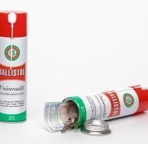 Can safe Ballistol