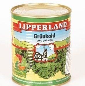 Can safe Lipperland Grünkohl