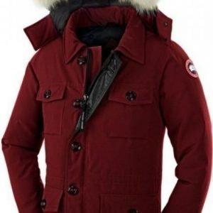 Canada Goose Banff Parka Tummanpunainen XL