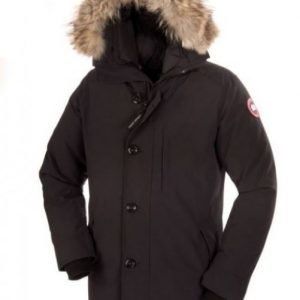 Canada Goose Chateau Parka Musta M