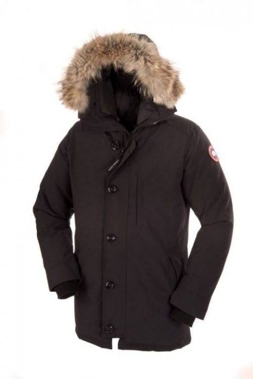 Canada Goose Chateau Parka Musta S