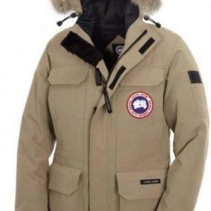 Canada Goose Citadel Parka Tan XXXL