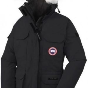 Canada Goose Expedition lady parka Musta M