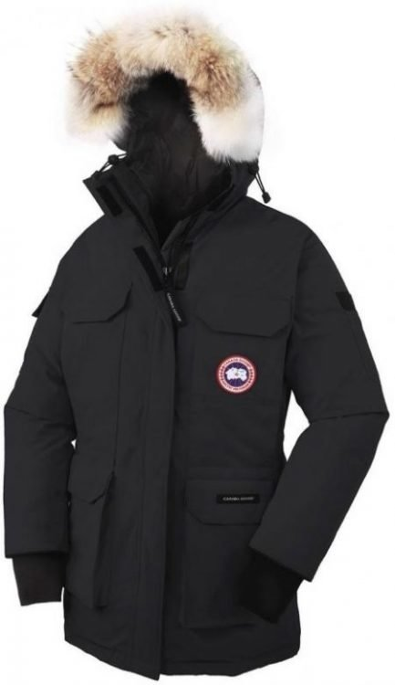 Canada Goose Expedition lady parka Musta S