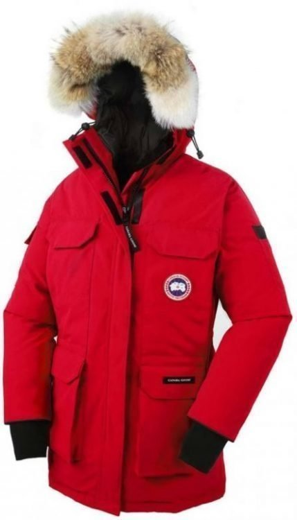 Canada Goose Expedition lady parka Punainen L
