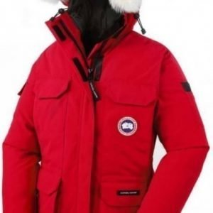 Canada Goose Expedition lady parka Punainen S