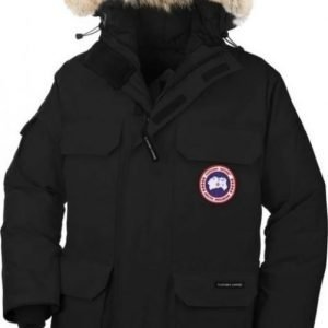 Canada Goose Expedition parka Musta M