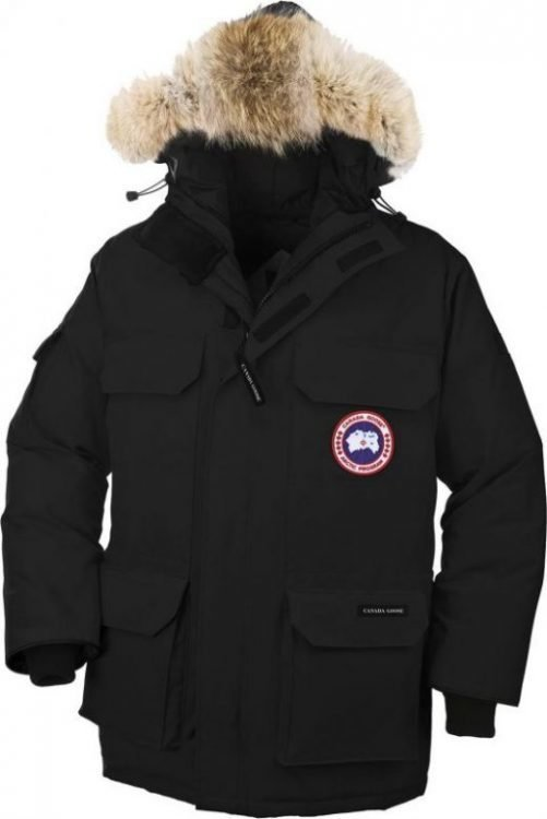 Canada Goose Expedition parka Musta S