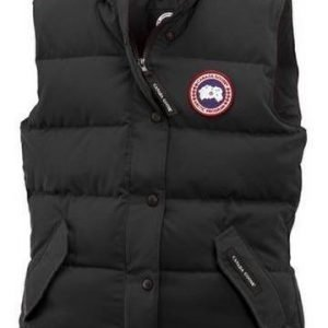 Canada Goose Freestyle Women's Vest Musta L