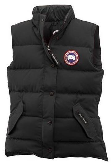 Canada Goose Freestyle Women's Vest Musta XL