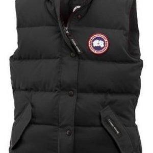 Canada Goose Freestyle Women's Vest Musta XS