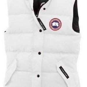 Canada Goose Freestyle Women's Vest Valkoinen M