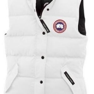 Canada Goose Freestyle Women's Vest Valkoinen S