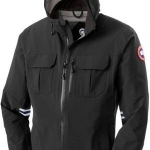 Canada Goose Moraine Shell Jacket Men Musta XL