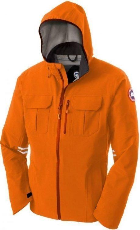 Canada Goose Moraine Shell Jacket Men oranssi M