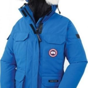 Canada Goose PBI Expedition Lady Parka Royal L