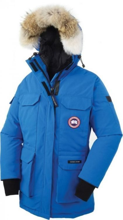 Canada Goose PBI Expedition Lady Parka Royal S