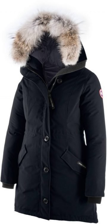 Canada Goose Rossclair Parka Women's Navy XS