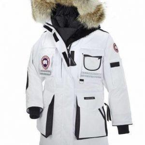 Canada Goose Snow Mantra Women's Parka valkoinen XS