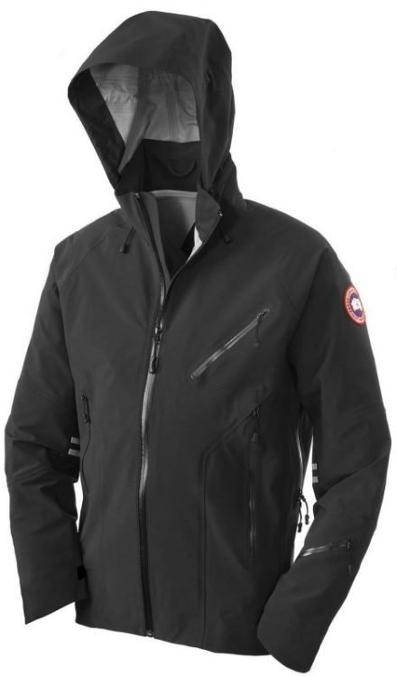 Canada Goose Timber Shell Jacket Musta M