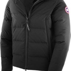 Canada Goose Woolford Coat Musta M