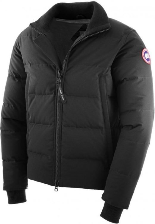 Canada Goose Woolford Coat Musta XL