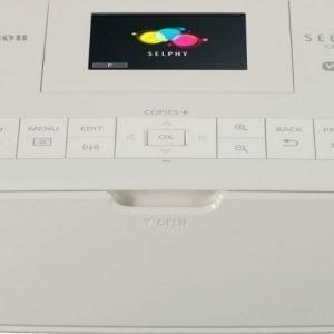 Canon Selphy CP 1200 valkoinen