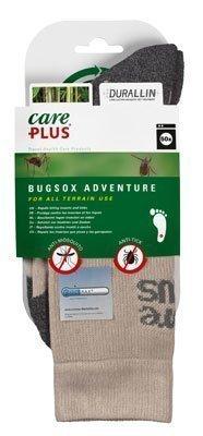 Careplus Bugsox Adventure hyönteisiä karkottavat sukat