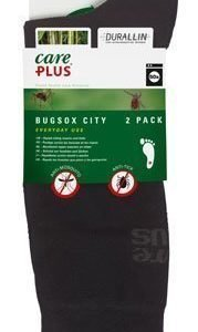 Careplus Bugsox hyönteissukat kaupunki tuplapakkaus