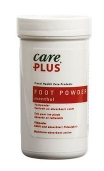 Careplus Foot Powder rakonesto jauhe 40g