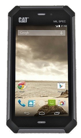 Catepillar S50 4G älypuhelin rankkaan käyttöön