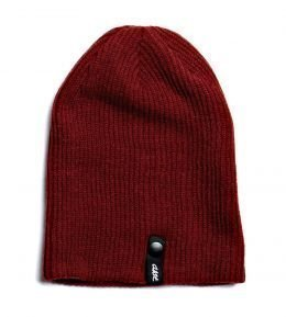 Clast - CLASSIC BEANIE red