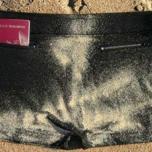 Clever Travel Companion alushousut musta