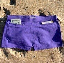 Clever Travel Companion puuvilla alushousut violetti