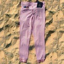 Clever Travel Companion puuvilla pitkät alush. pink.valk.