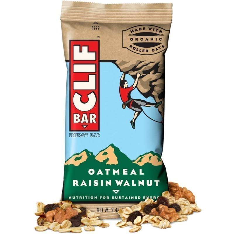 Clif Bar Clif Bar 1 SIZE Oatmeal Raisin Walnut