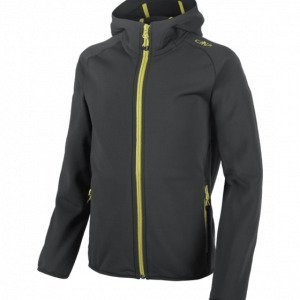 Cmp B Stretch Fle Jkt Fleece