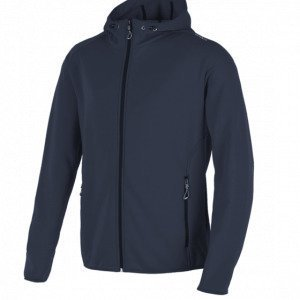 Cmp M Perform Str Hood Fleece