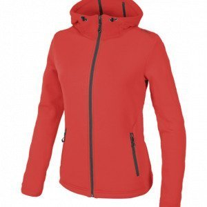 Cmp W Lt Stretch Hood Fleece