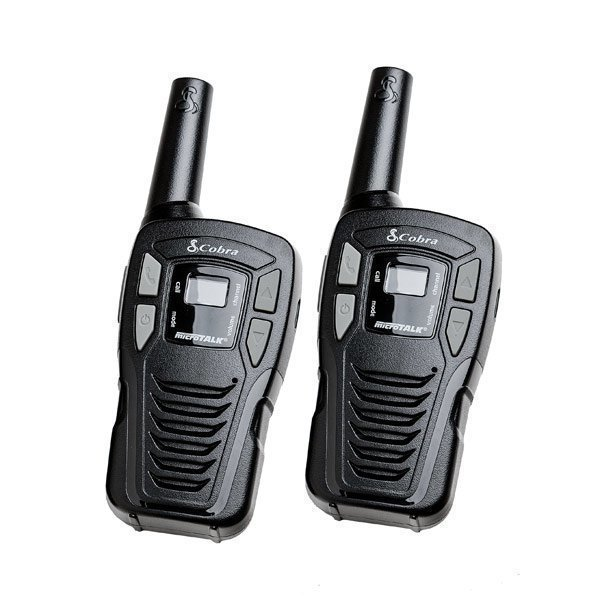 Cobra MT 245-VP radiopuhelin PMR446 ladattava 2 kpl