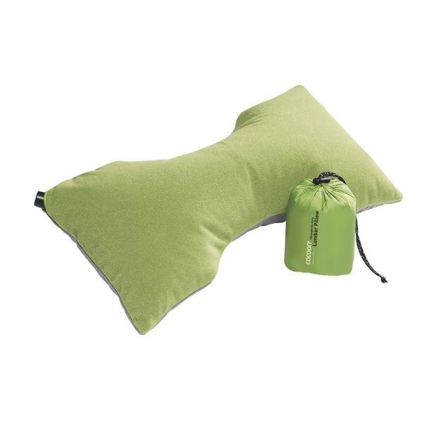 Cocoon Air-Core Pillow Lumbar green lantiotukityyny
