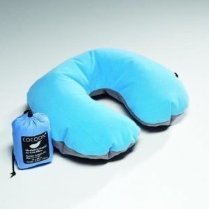Cocoon Air-Core Pillow U-shape blue